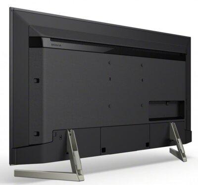 Телевизор Sony KD49XF9005BR Black 6