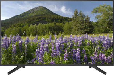 Телевизор Sony KD55XF7005BR 2