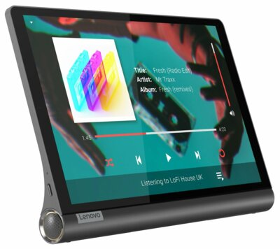 "Планшет Lenovo Yoga Smart Tab 10.1"" LTE 3/32Gb Iron Grey 3"