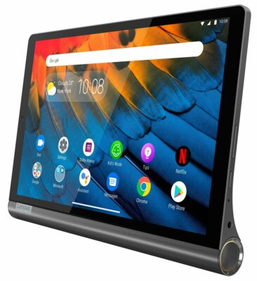 "Планшет Lenovo Yoga Smart Tab 10.1"" LTE 3/32Gb Iron Grey 4"