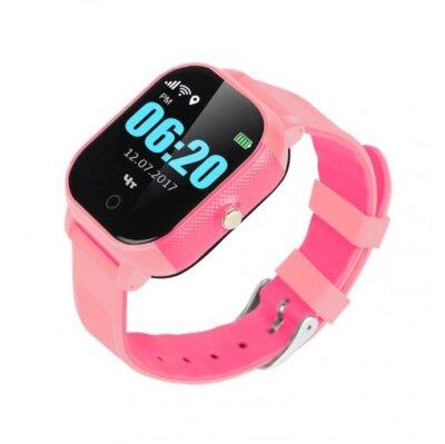 Смарт-часы GOGPS ME К23 Pink 1