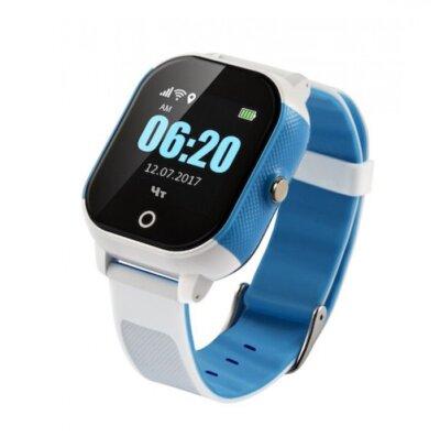 Смарт-часы GOGPS ME К23 Blue/White 1