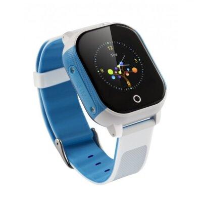 Смарт-часы GOGPS ME К23 Blue/White 2