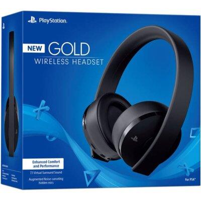 Ігрова гарнітура Sony PlayStation WL Gold 11