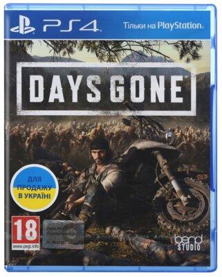 Гра Days Gone (PS4, Російська версія) 1