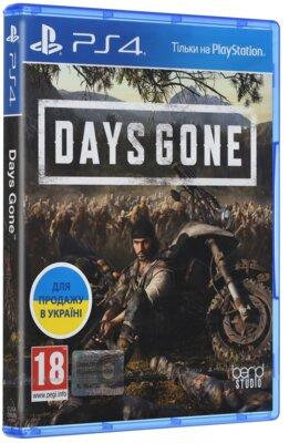 Гра Days Gone (PS4, Російська версія) 2