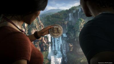 Гра Uncharted: Втрачена спадщина (PS4, Російська версія) 4