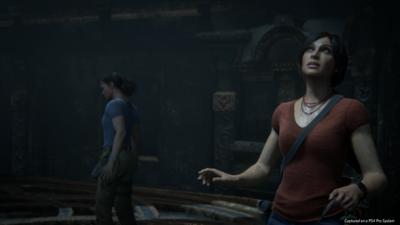 Гра Uncharted: Втрачена спадщина (PS4, Російська версія) 5