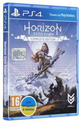 Игра Horizon Zero Dawn. Complete Edition (PS4, Русская версия) 2