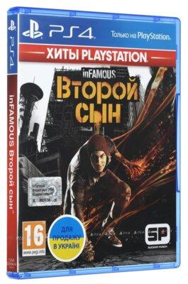 Гра InFamous: Другий син (PS4, Російська версія) 2