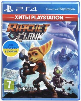 Игра Ratchet & Clank (PS4, Русская версия) 1