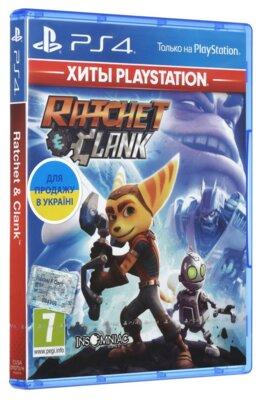 Игра Ratchet & Clank (PS4, Русская версия) 2