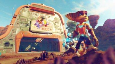 Игра Ratchet & Clank (PS4, Русская версия) 4