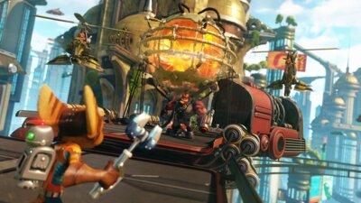 Игра Ratchet & Clank (PS4, Русская версия) 7