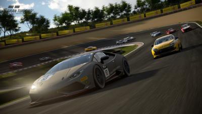 Игра Gran Turismo Sport, поддержка VR (PS4, Русская версия) 7