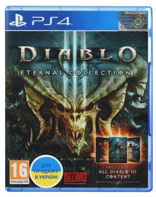 Игра Diablo III Eternal Collection (PS4, Английский язык) 1