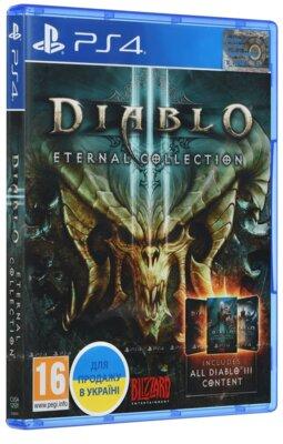 Игра Diablo III Eternal Collection (PS4, Английский язык) 2