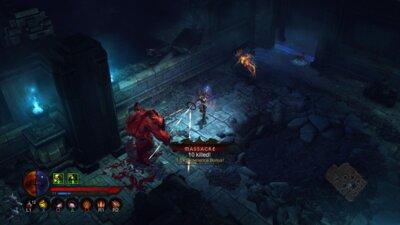 Игра Diablo III Eternal Collection (PS4, Английский язык) 4