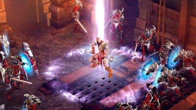 Игра Diablo III Eternal Collection (PS4, Английский язык) 6