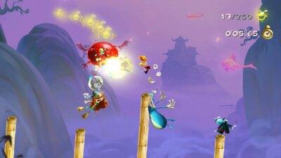 Игра Rayman Legends (PS4, Русская версия) 3