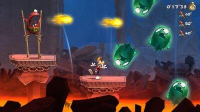 Игра Rayman Legends (PS4, Русская версия) 4