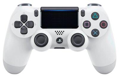 Бездротовий геймпад Sony Dualshock 4 V2 White для PS4 1