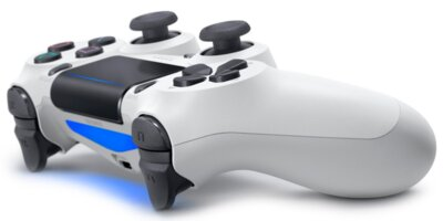 Бездротовий геймпад Sony Dualshock 4 V2 White для PS4 3