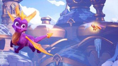 Гра Spyro Reignited Trilogy (PS4,Англійська мова) 2
