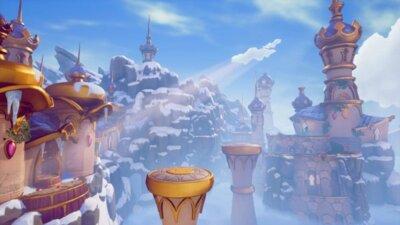 Гра Spyro Reignited Trilogy (PS4,Англійська мова) 4