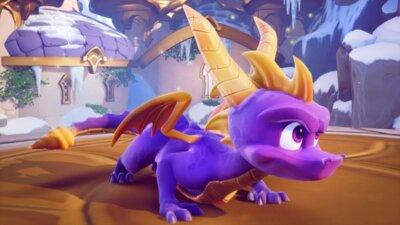 Гра Spyro Reignited Trilogy (PS4,Англійська мова) 5