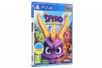 Гра Spyro Reignited Trilogy (PS4,Англійська мова) 6