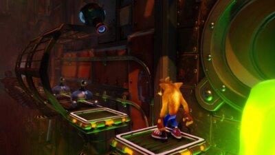 Гра Crash Bandicoot N'sane Trilogy (PS4, Англійська мова) 3