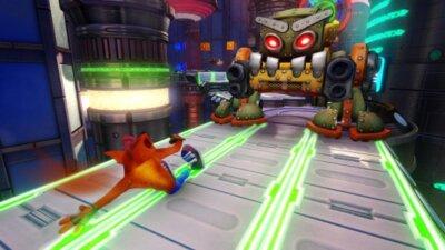 Гра Crash Bandicoot N'sane Trilogy (PS4, Англійська мова) 7