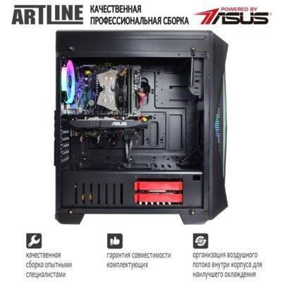 Системний блок ARTLINE Overlord X57 v27 (X57v27) 3