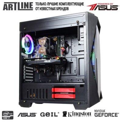 Системний блок ARTLINE Overlord X57 v27 (X57v27) 5