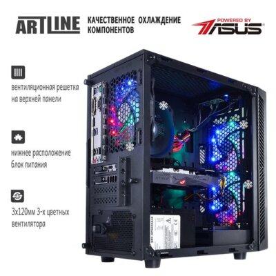Системний блок ARTLINE Gaming X39 v36 (X39v36) 2