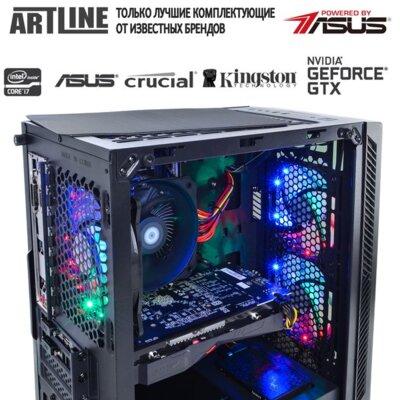 Системний блок ARTLINE Gaming X39 v36 (X39v36) 4