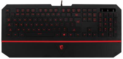 Ігрова клавіатура MSI Interceptor DS4100 RU (S11-04RU211-EB5) 2