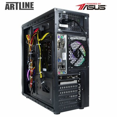 Системный блок ARTLINE Gaming X35v17 (X35 v17) 8
