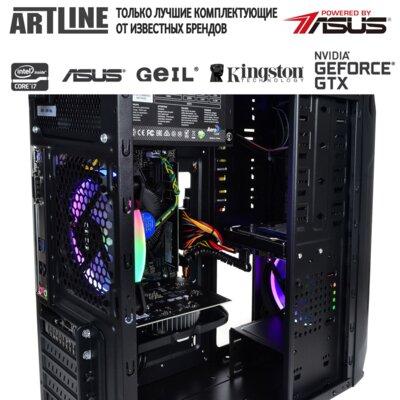 Системный блок ARTLINE Gaming X35v17 (X35 v17) 10