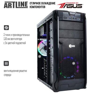 Системный блок ARTLINE Gaming X35 (X35v14) 2