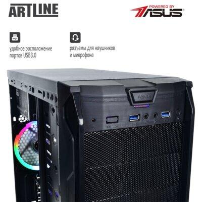 Системный блок ARTLINE Gaming X35 (X35v14) 4