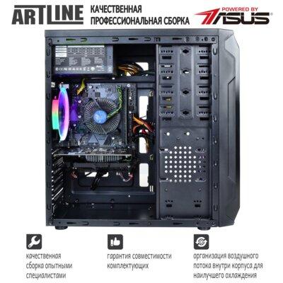 Системный блок ARTLINE Gaming X35 (X35v14) 5