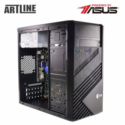 Системный блок ARTLINE Business Plus B55 v04 (B55v04) 2