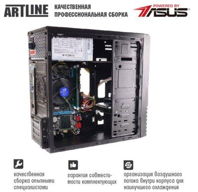 Системный блок ARTLINE Business Plus B55 v04 (B55v04) 7