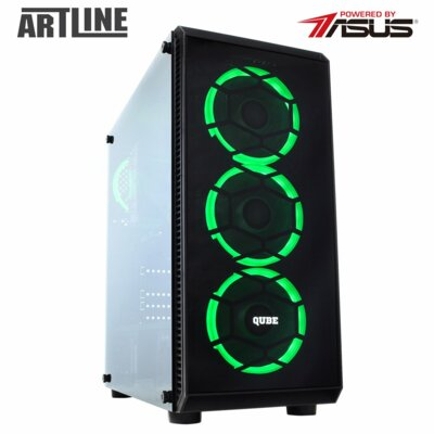 Системний блок ARTLINE Gaming X73 v09 (X73v09) 3