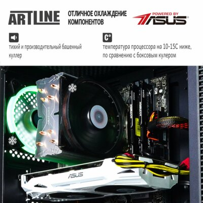 Системний блок ARTLINE Gaming X73 v09 (X73v09) 5