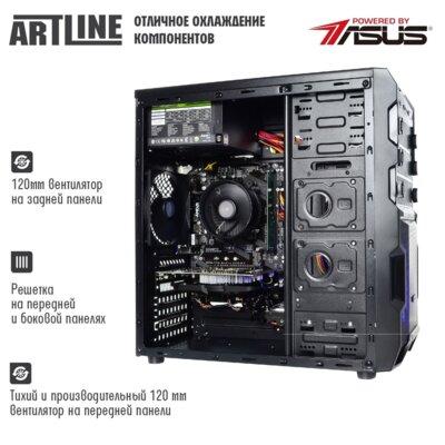 Системний блок ARTLINE Gaming X44 v17 (X44v17) 4