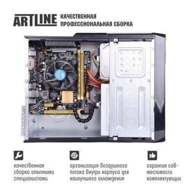 Системний блок ARTLINE Business B27 v11 (B27v11) 4