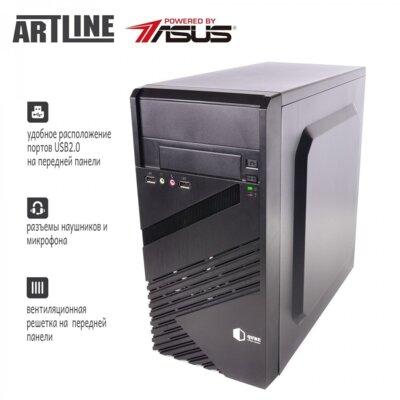 Системный блок ARTLINE Home H25 v12 (H25v12) 4